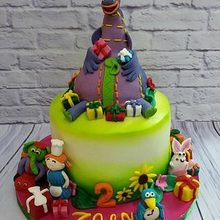 Dibo cake