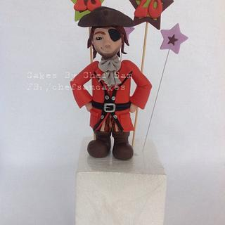 Arrrrrg Pirate!