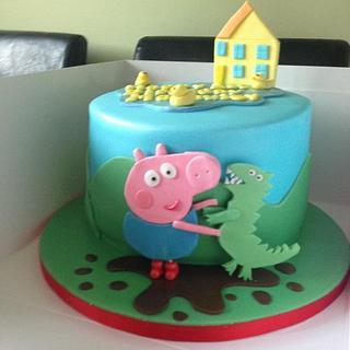 George Pig & Dinosaur