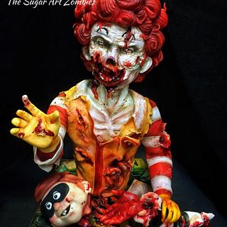 The Sugarart Zombies - Burger Zombies