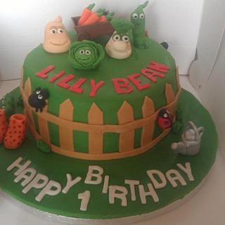 Birthday Cake  - Cake by Carole's Cakes