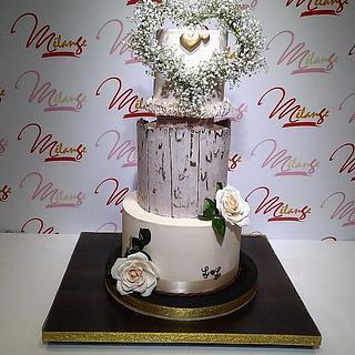 """""""WEDDING CAKE"""", """"TORTA DE BODAS"""""""