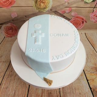 Last Communion Cake of the Year