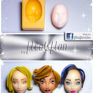 Mold №1 - Mladman's Girl Face Secret