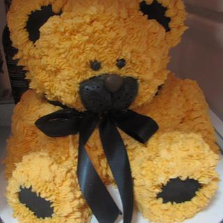 Childhood Cancer Bear