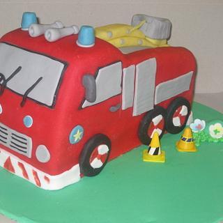 Fireman Sam Truck