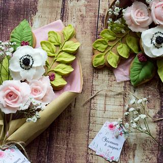 Cookie bouquet 2