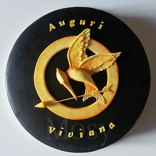 Hunger Games - Cake by Federica Mosella