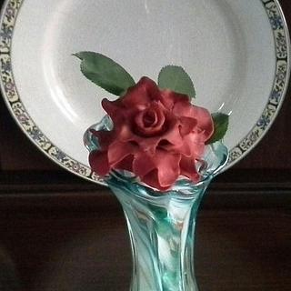 """Rusty Rose - Cake by June (""""Clarky's Cakes"""")"""