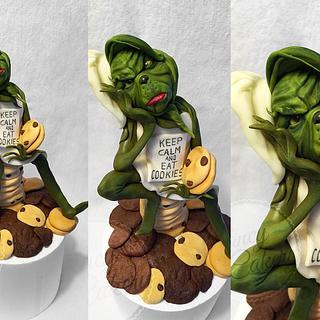 Eat cookies!