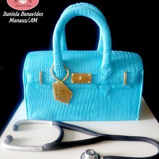 Cake Medical Bag - Cake by Açúcar com Arte