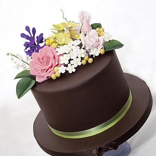 My non-wedding cake