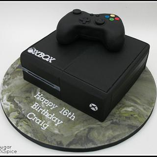 Player 1 ... XBOX for a 16th