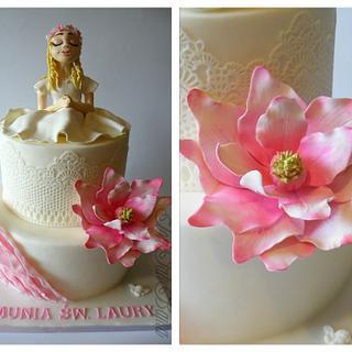 Comunnion cake