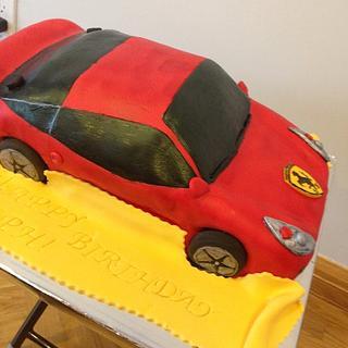 Almost Ferrari