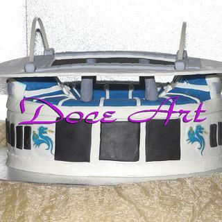Stadium Cake