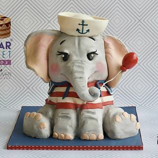 Ahoy Sailor Boy!
