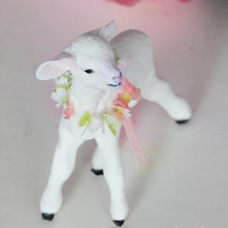 Little Easter Lamb