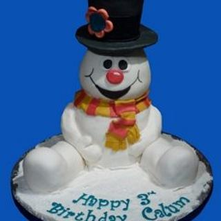 Frosty the Snowman!