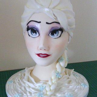 Life-Size Elsa