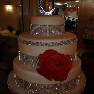 sparkling cake