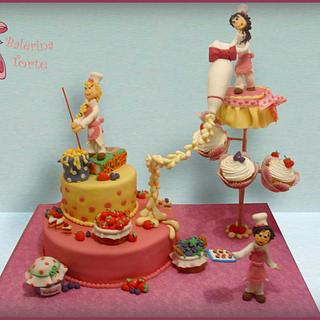 Pastry Chefs Cake