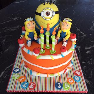 Minion for twins
