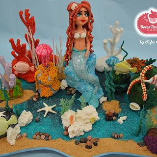 Sweet Summer Collaboration - Sweet Mermaid