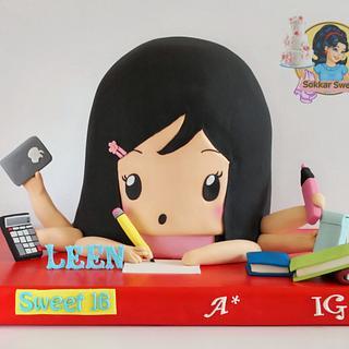 Studymotivation cake