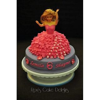 Barbie Cake - Cake by Rovi
