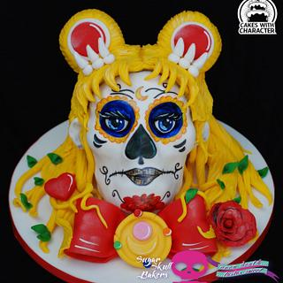 Sailormoon Sugar Skull