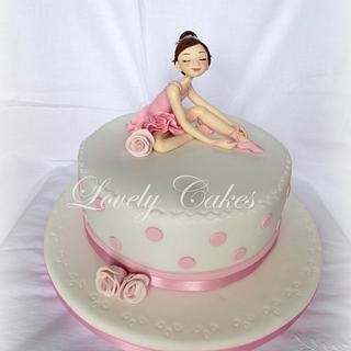 Sweet dancer - Cake by Lovely Cakes di Daluiso Laura