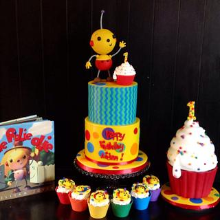Rolie Polie Olie First Birthday!