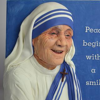 Mother Teresa - Incredible India Collab