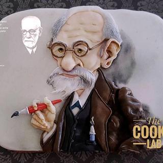 Sigmund Freud Caricature!