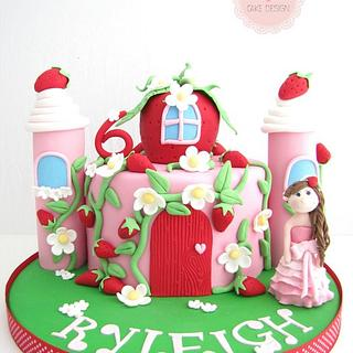 A Strawberry Castle