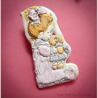 Baby Themed cookie