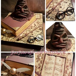 Harry potter and sorting hat