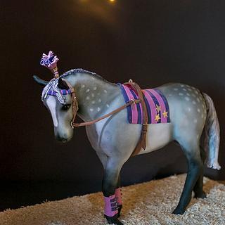 Cake Carnival Circus Horse