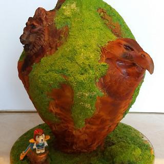 Lego Chima - Mount Cavora