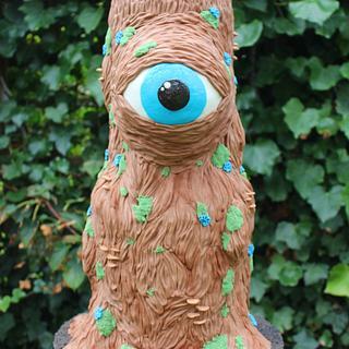 Evil Eye Tree for Fairytale Forest