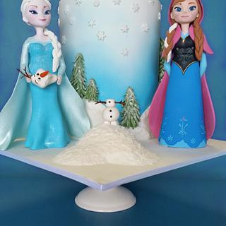 Frozen for Shelby