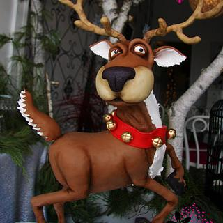 """ Remy the Reindeer"""