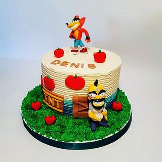 Denis cake