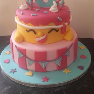 Shopkins - Cake by Carole's Cakes