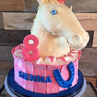 Horse birthday - Cake by John Flannery
