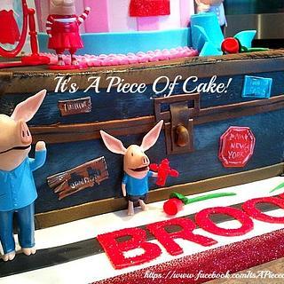 Olivia the Pig!