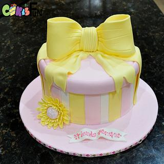 Friendship Cake - Cake by Cakes For Fun