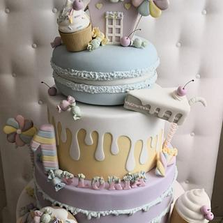 Sweet Cake - Cake by Rose Cakes