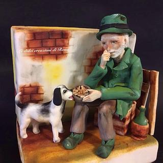 Cake against abandonment - Cake by Le dolci creazioni di Rena